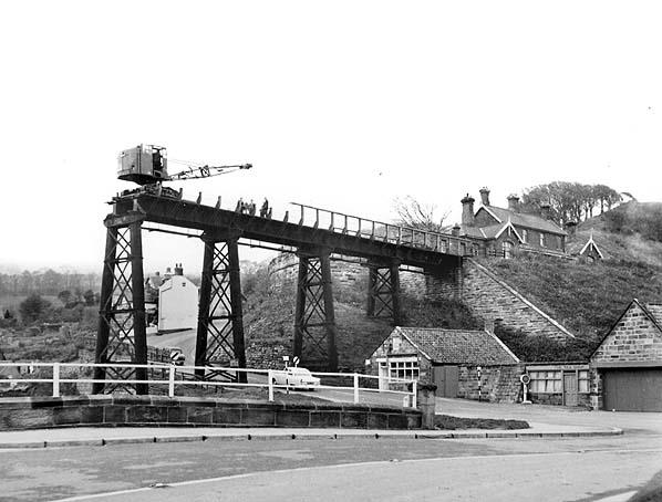 Disused Stations Sandsend Station