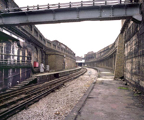 Disused Stations: Shoreditch Station (East London Line