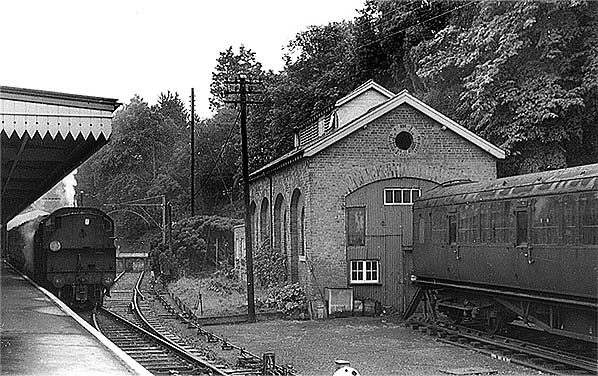 Disused Stations Sidmouth Station