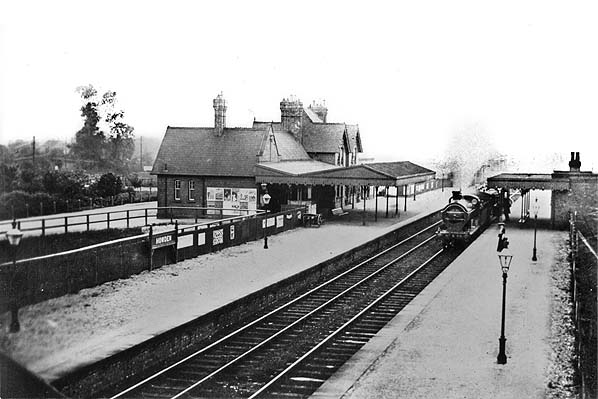 Disused Stations South Howden Station