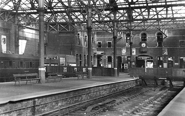Disused Stations: Southport Lord Street Station