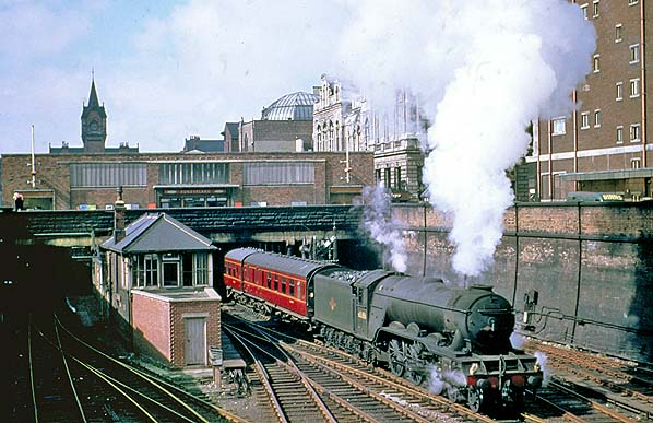 Disused Stations Sunderland Central Station
