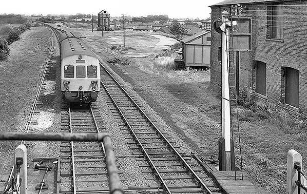 Disused Stations Swaffham Station