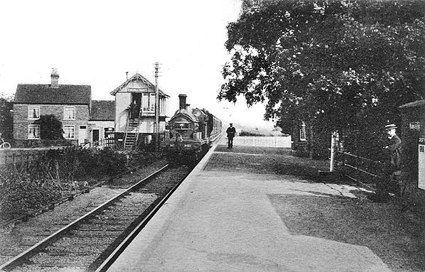 Louth Line Theddlethorpe- Sutton-on-Sea Mablethorpe Railway Station Photo 15