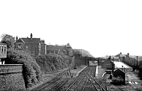 Thorneywood Station