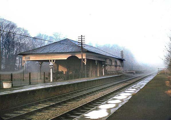 Disused Stations Thorp Arch Station