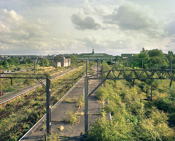 Disused Stations Tilbury Riverside Station