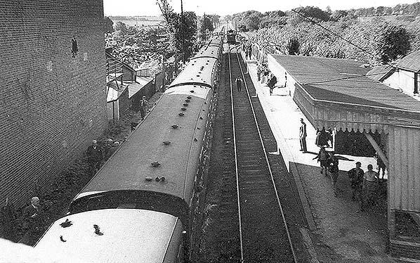 Disused Stations Tongham Halt