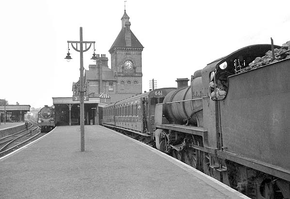 Rowfant station abandoned car park
