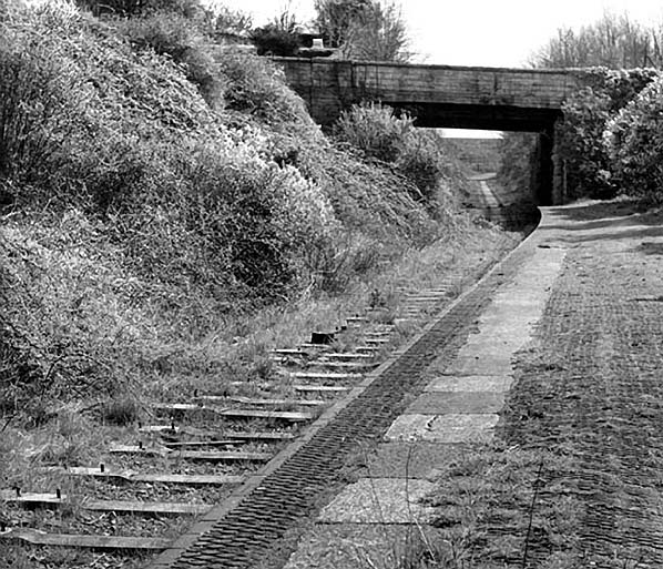 Disused Stations Portesham Station