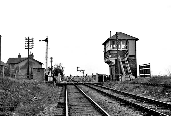 Disused Stations Usworth Station