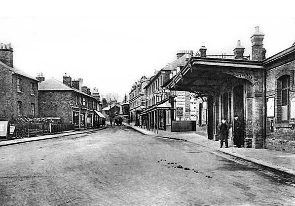 Disused Stations Uxbridge Vine Street Station