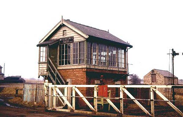 disused stations waterhouses station durham. Black Bedroom Furniture Sets. Home Design Ideas