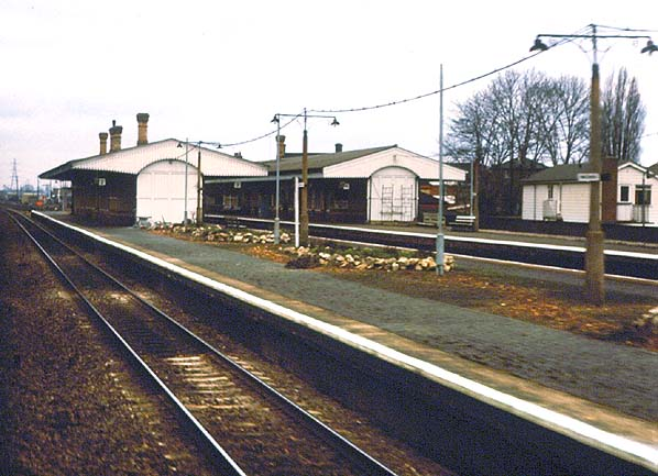 Disused Stations West Drayton Station