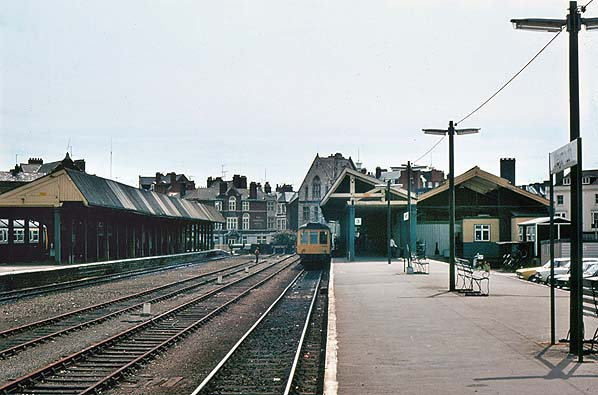 Disused Stations Weymouth Station