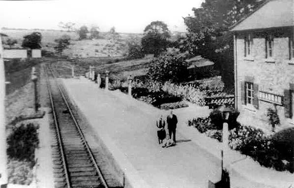 Disused Stations Wharram Station