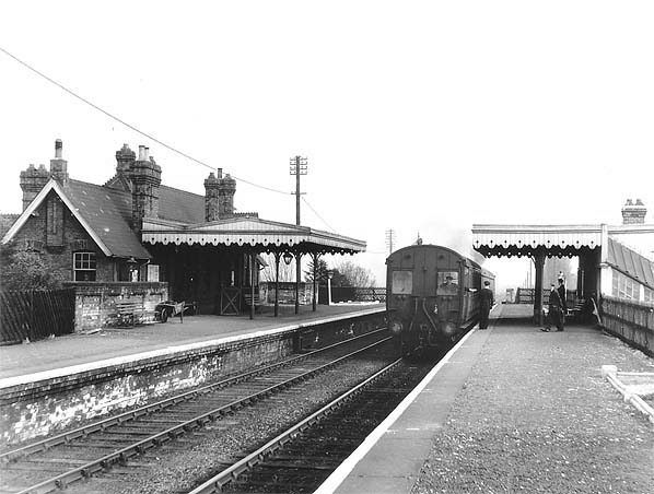 Disused Stations Willerby Amp Kirk Ella Station