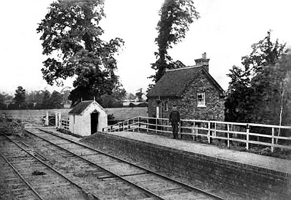Winslow Road railway station