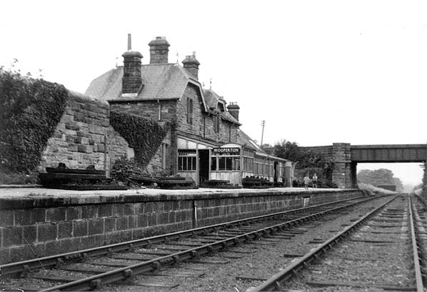 whittingham railway station