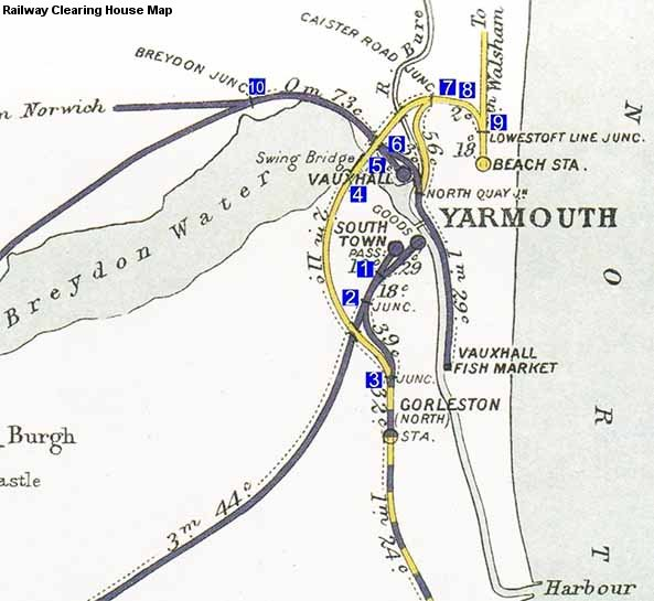 Disused Stations: Yarmouth South Town Station